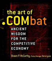 Cover of: The Art of .COMbat | Shawn P. McCarthy