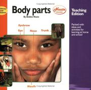 Cover of: Body Parts (Literacy and Science)