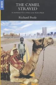 The Camel Strayed by Richard Poole