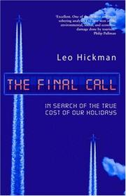 Cover of: The Final Call | Leo Hickman
