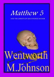 Cover of: Mathew 5