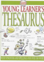 Cover of: Thesaurus (Young Learner's Library)