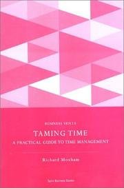 Cover of: Taming Time