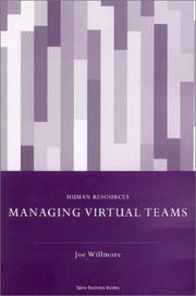 Cover of: Managing Virtual Teams (Spiro Business Guides)