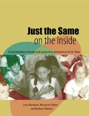Cover of: Just the Same on the Inside