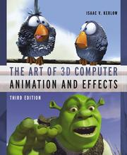 Cover of: The art of 3-D computer animation and effects