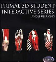 Cover of: Physician's Assistant / Nurses Set (Primal 3D Student Interactive)