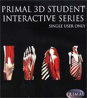 Cover of: Musculo Skeletal Student Set (Primal 3D Student Interactive)
