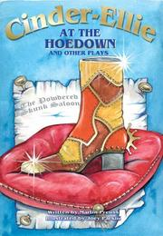 Cover of: CinderEllie at the Hoe Down
