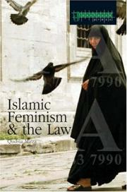 Cover of: Islamic Feminism and the Law (Glasshouse) | Qudsia Mirza