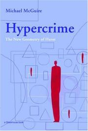 Cover of: Hypercrime | Michael McGuire undifferentiated