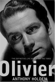 Cover of: Olivier