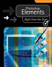 Cover of: Photoshop Elements (Right from the Start)