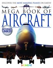 Cover of: Mega Book of Aircraft | Lynne Gibbs