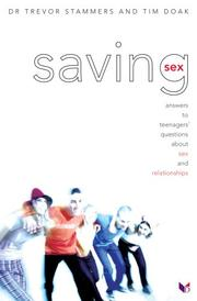 Cover of: Saving Sex | Dr. Trevor Stammers