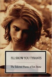 Cover of: I'll Show You Tyrants