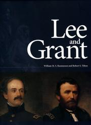 Cover of: Lee and Grant | William Rasmussen