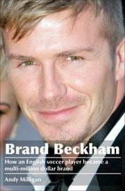 Cover of: Brand Beckham