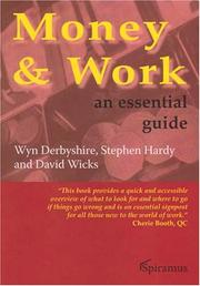 Cover of: Money and Work | Wyn Derbyshire