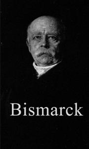 Cover of: Bismarck (Life&Times)