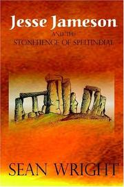 Cover of: Jesse Jameson & the Stonehenge of Spelfindial (Jesse Jameson)