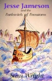 Cover of: Jesse Jameson and the Earthwitch of Evenstorm (Jesse Jameson)