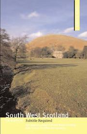 Cover of: South West Scotland (Luath Guides)