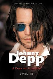 Cover of: Johnny Depp | Denis Meikle