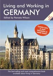 Cover of: Living and Working in Germany