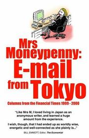 Cover of: Mrs Moneypenny