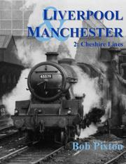 Cover of: Liverpool and Manchester