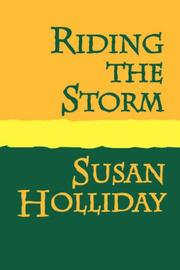 Cover of: RIDING THE STORM