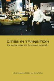 Cover of: Cities in Transition |