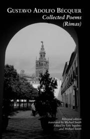 Cover of: Collected Poems (Rimas) | Gustavo Adolfo BГ©cquer