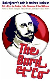 Cover of: The Bard & Co. |