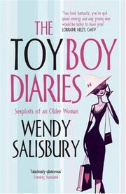 Cover of: The toyboy diaries: Sexploits of an Older Woman