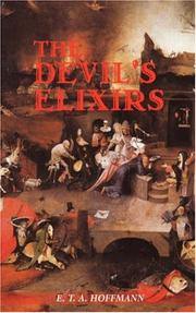 Cover of: The Devil's elixirs