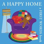 Cover of: A Happy Home |