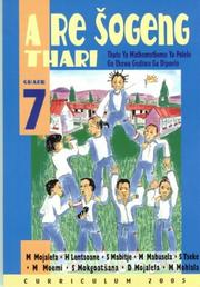 Cover of: Re Sogeng Thari