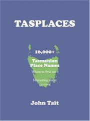 Cover of: Tasplaces