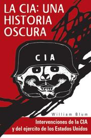 Cover of: Cia: Una Historia Negra