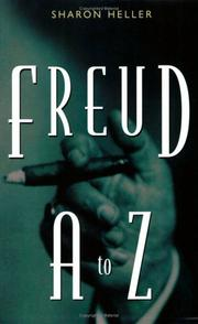 Cover of: Freud A to Z | Sharon Heller