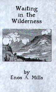 Cover of: Waiting in the Wilderness