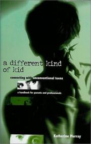 Cover of: A Different Kind of Kid