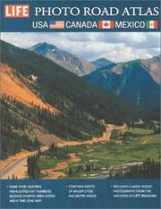 Cover of: Life North American Road Atlas | Life Magazine