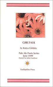Cover of: Girltalk (Pale Ale Poets)