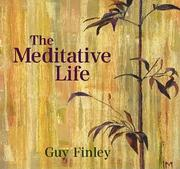 Cover of: The Meditative Life