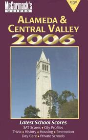Cover of: Alameda County 2006 (Mccormack's Guides. Alameda County)