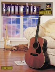 Cover of: Beginning Guitar for Adults