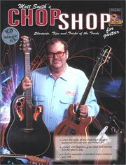 Cover of: Matt Smith's Chop Shop for Guitar
